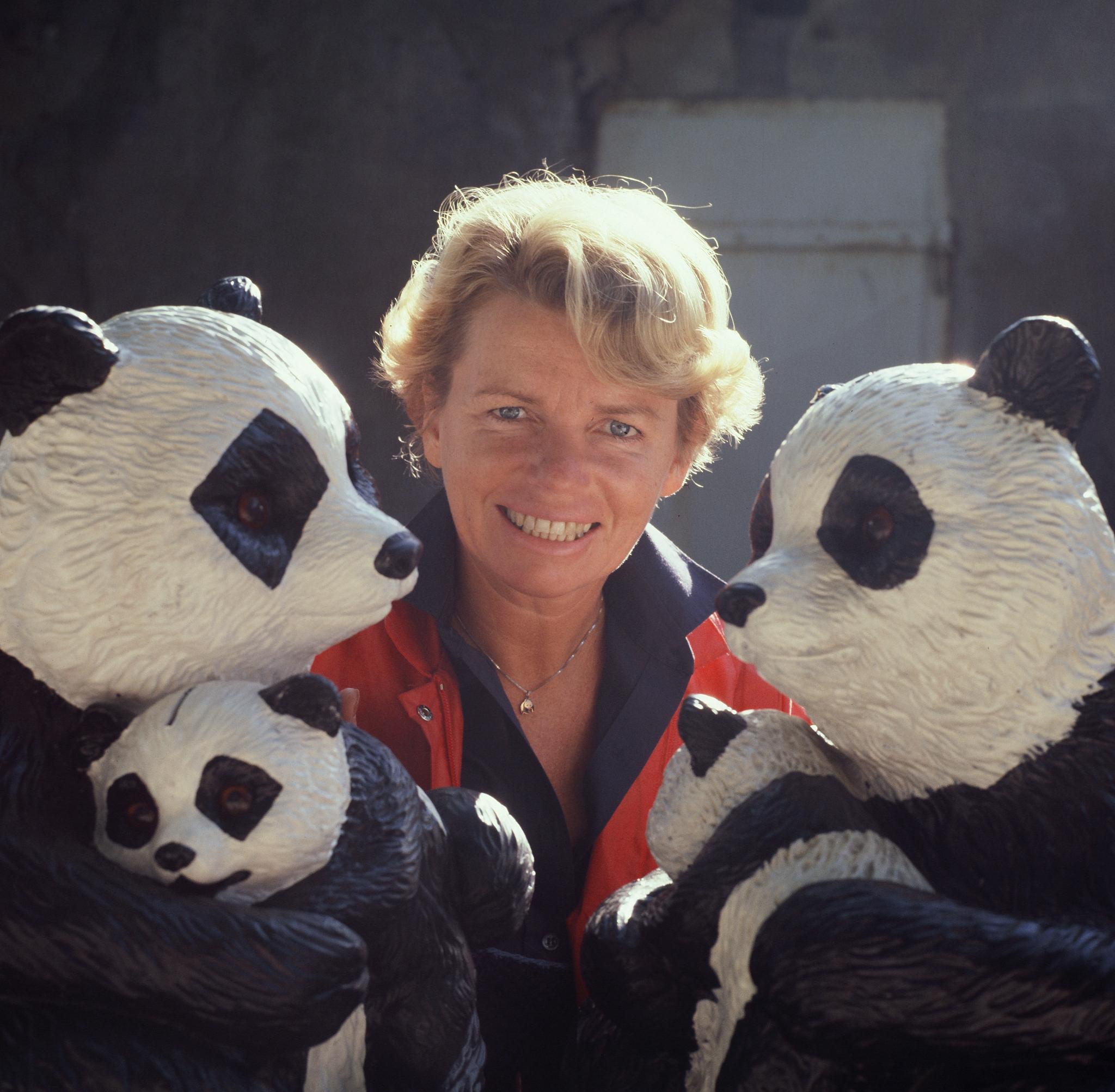 Harriet-och-pandorna