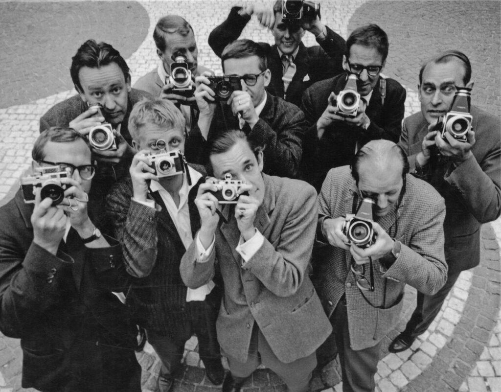 Fotografkollektivet TIO fotografer.